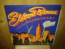 """ELBOW BONES AND THE RACKETEERS a night in New York 12"""" MAXI 45T"""