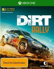 Dirt Rally Xbox One Brand NEW & Sealed