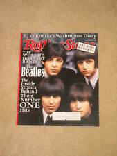 Inside Stories of Beatles  No 1 Hits 2001 Rolling Stone Mag  Axel Rose