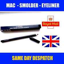 MAC Crayon Kohl Eye Pencil Eyeliner Full Size Black Smolder New & Boxed