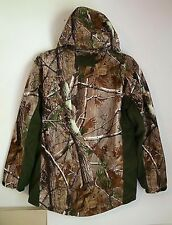 Kings River RealTree AP Scent Factor X-LARGE Wind & Waterproof Camo Jacket NEW