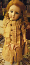 Antique rare porcelain headed doll Gebr. Heubach 8192