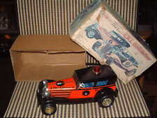 "TAIYO VINTAGE, FULLY OPERATIONAL W/ORIGINAL BOX, ""F.B.I. GODFATHER"" VEHICLE!"