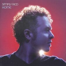 Home - Simply Red (CD03) Home, Fake, Sunrise, Home Loan Blues, It's You