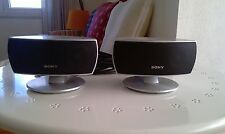 Speakers Sony SS-X1VF   Remote RM-ADP012   Cables