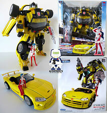 Takara Transformers BTA-02 Sunstreaker as Dodge Viper Competition Coupe MIB