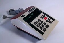 70s Tube Desktop Calculator CFS Contra-quotor mdl-101 Computer Factoring Systems