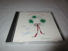 Rare OOP Cookie Bannon CD Music Audio A Christmas Cookie Signed BIN BO Peoria IL