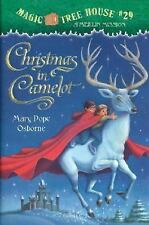 Magic Tree House #29: Christmas in Camelot (A Stepping Stone Book(TM))-ExLibrary