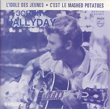 ☆ CD Single Johnny HALLYDAY L'idole des jeunes 2-track NEUF ☆