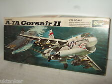 Vintage Revell A-7A Corsair 11 Model Kit in 1:72 Scale.