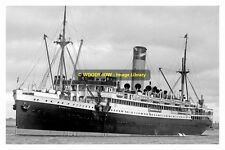rp11669 - Australian Liner - Wandilla , built 1912 - photo 6x4