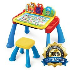 Educational Toys For 2 Year Olds Activity Learning Desk Boys Girls Toddler Play