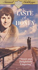 A Taste of Honey (VHS, 1995) Rita Tushingham NEW video rre