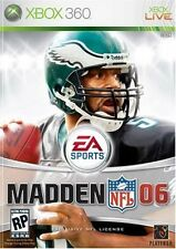 Madden NFL 06 / Game [Xbox 360] Xbox 360
