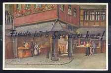 100 N Sehr Alte AK Ansichtskarte Frankfurt a. M. Schirn Schirne  Vor 1945