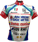 2013 Androni Short Sleeve Cycling Jersey - Made in Italy by Santini