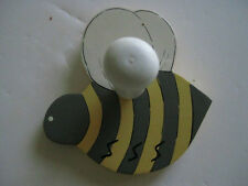 Painted Wood *Create a Peg - Bumble Bee* Children's Wall Decor  13-3687