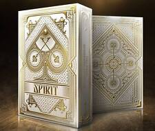 CARTE DA GIOCO SPIRIT WHITE,poker size