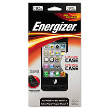 Energizer PP-IP4SB iPhone 4S and iPhone 4 Charging Case (Black)