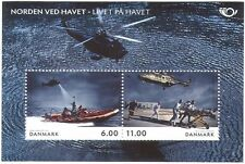 Denmark 2012 Helicopter/Lifeboat/Emergency/Rescue/Aircraft/Boats 2v m/s (n42641)
