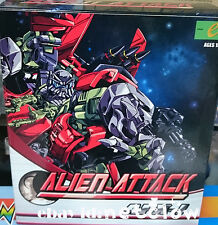 Transformers Human Alliance Leadfoot Alien Attack APX-1 Upgrade Kit in Stock
