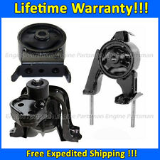 0181 Motor & Trans Mount Set for 2004-2006 Scion XA XB/ 2000-05 Toyota Echo 1.5L