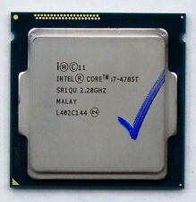 Intel 35W CPU SR1QU i7-4785T 2.2-3.2GHz LGA1150 H3 Compares to 4765T 4770T 4790T
