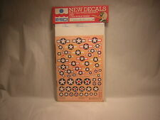 1/72 decals USA National insigne Victories Gained   ESCI n°23