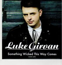 (EH961) Luke Girvan, Something Wicked This Way Comes - 2012 DJ CD