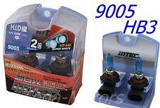2x MTEC 9005 HB3 12V 130W Fari Alogene Nebbia Lampadina 4350k HID CLASSE