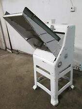 """OLIVER 797-32"" HD COMMERCIAL FREE-STANDING GRAVITY-FED ½"" BREAD SLICER MACHINE"