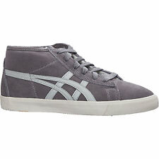 Onitsuka Grey Suede Fader Trainers - Men's UK 10