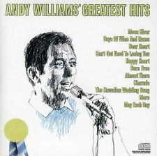 Greatest Hits - Andy Williams (1988, CD NEUF)