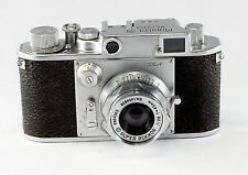 Vintage Minolta F 35mm Rangefinder Camera, #24408,  Super Rokkor 2.8/45 mm