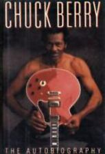 Chuck Berry Book The Autobiography 1987 First Edition Hardcover Memoir Biography