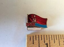 USSR, Russian, Soviet National Exhibition 1977 Los Angeles pin