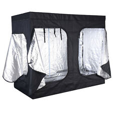"96""x48""x78"" Indoor Grow Tent Room Reflective Mylar Hydroponic Non Toxic Hut"