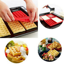 Mould Waffles Cake Chocolate Pan Mold Cook well Tools Kitchen Equipment