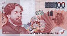 Belgien / Belgium 100 Francs (1995 - 2001) Pick 147 (1)