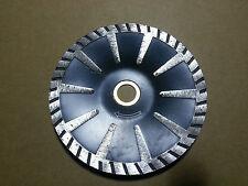 10 X 5 Inch Diamond Turbo Convex saw Blade Concrete Granite Concrete Sink Cutter