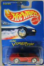 Hot Wheels 1:64 Scale 1992 Series DODGE VIPER RT/10 (RED)