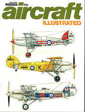 AIRCRAFT ILLUSTRATED APR 72: 1st AIR GP CANADIAN AF/ CONVAIR B36/ PILOT TRAINING