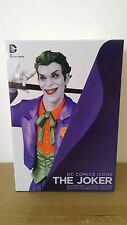 *DC COMICS ICONS JOKER STATUE 1:6 COLLECTIBLES DIRECT SUPERMAN BATMAN