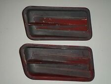 67 68 Mustang Fastback Right Rear Quarter Panel Inserts Shelby GT 428 390