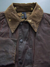 Barbour A190 Beaufort Wax Jacket Mens 48 122cm XXL 2XL 2X Extra Large Vtg BBS996