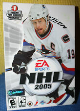 EA Sports NHL 2005 PC CD-ROM CIB