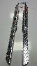 EZGO Golf Cart Part Diamond Plate Rocker Panel covers  Pair 1994-Up TXT