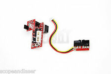 FCC Advanced CPU Selector Switch Board Combo for Systema PTW AK-EL0102-CMB