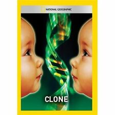 National Geographic Video - Clone New DVD